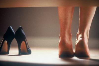Zapatos fetiche