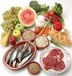 Alimentos que debes incluir para quemar grasa
