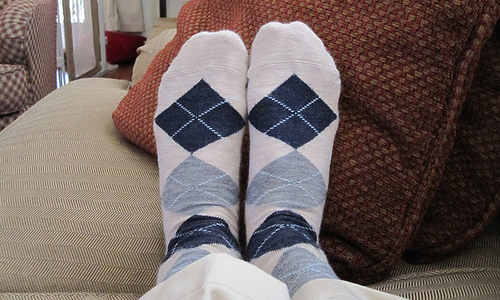 Beneficios de usar calcetines antes de dormir