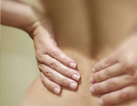 Cómo decir adiós al dolor de espalda de una manera natural. Parte II.