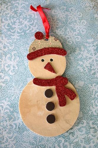 Mu ecos de nieve - Porcelana celos ...