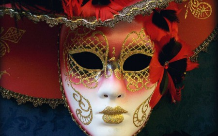 Mascaras de yeso decoradas - Imagui