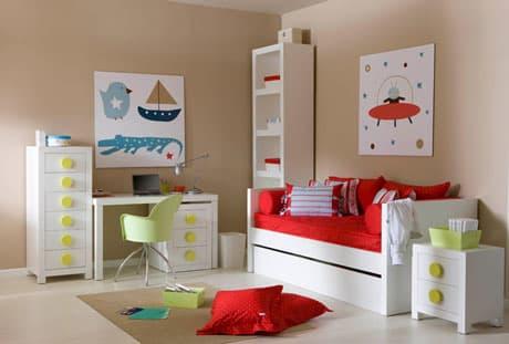 Pin decoracion mural para ni os habitaciones de nin s on - Habitaciones decoradas para ninos ...
