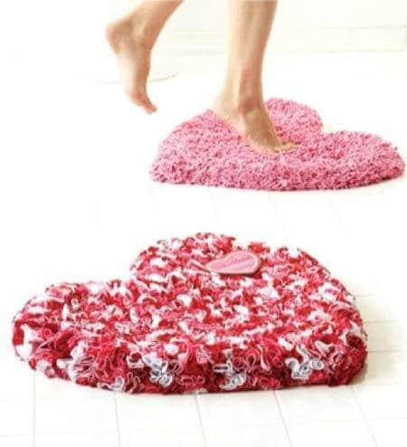 Dise a tu propia alfombra de lazos for Disena tu propia habitacion