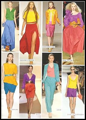 vestimenta de los ochentas: