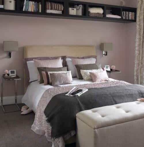 La decoraci n de un dormitorio peque o - Ideas para decorar un dormitorio pequeno ...
