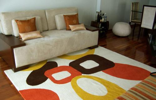 Las alfombras un toque acogedor para nuestra casa - Alfombras para casa ...