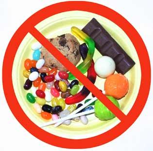 Resultado de imagen de dieta y caries