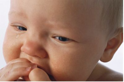Los primeros dientes de leche