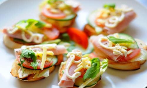 Opciones para unos desayunos saludables for Opciones de cenas saludables