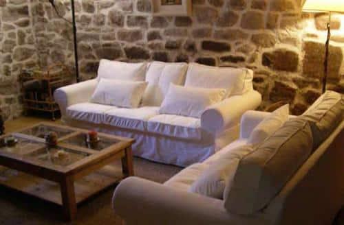 Paredes de piedra natural en casa for Piedras para decorar paredes