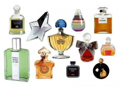 Pero que rico perfume que tienes...¡Pa' seducirte mejor ...