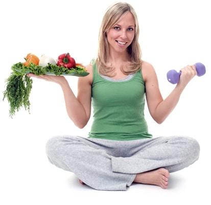 Qué comer para estar saludable y en forma