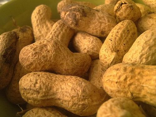 Reducir el colesterol con cacahuetes