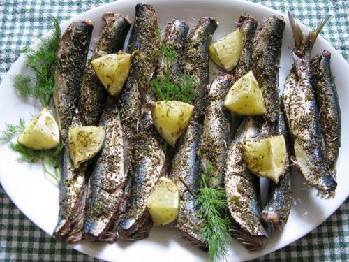 Sardinas al horno - Como cocinar sardinas ...
