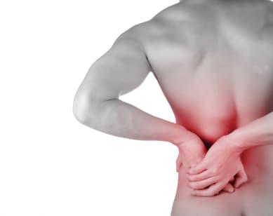 Como reducir el dolor en los riñones y la espalda
