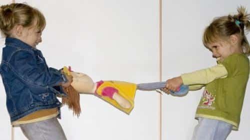 Una fuente de conflictos: las peleas entre hermanos